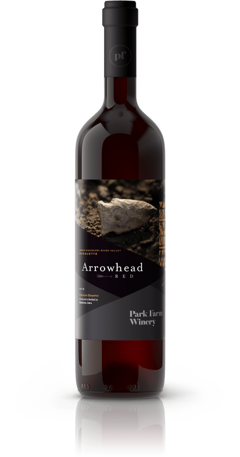 Arrowhead Red Image